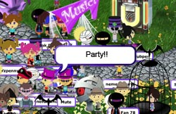Select the friends you want to invite, the location, date and time, and Planet  Cazmo will take care of the rest! Planet Cazmo even decorate for you!